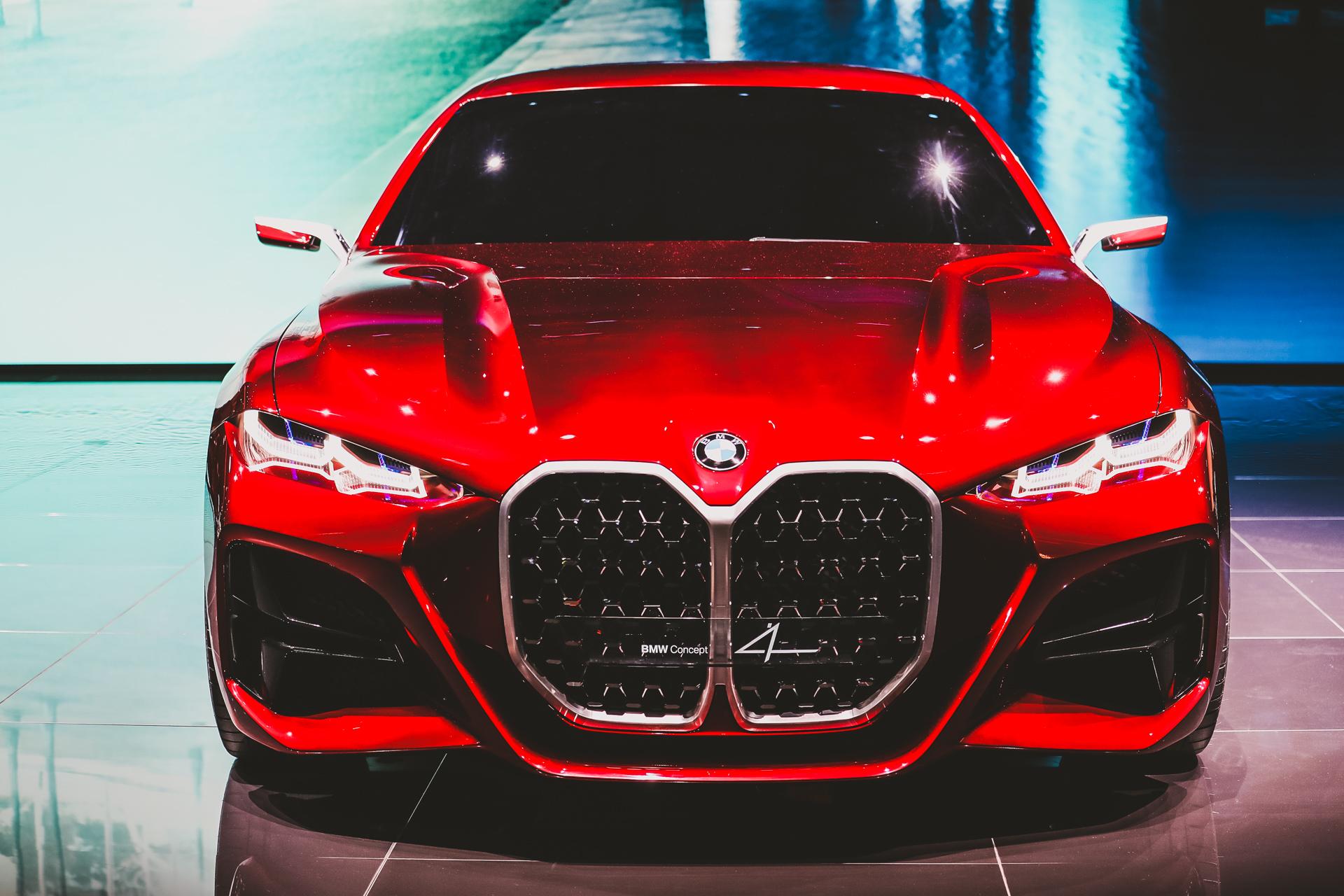 Domagoj Dukec, Head of BMW Design, talks about the BMW Concept 4 Series
