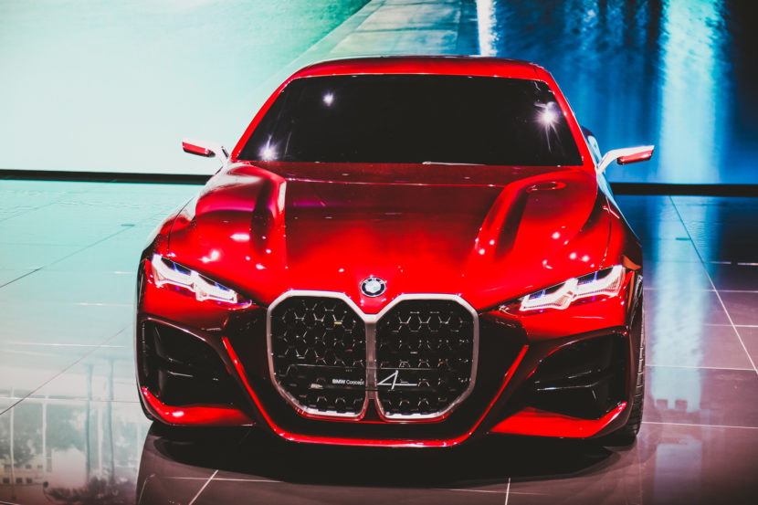 BMW Concept 4 Series frankfurt 6 830x553