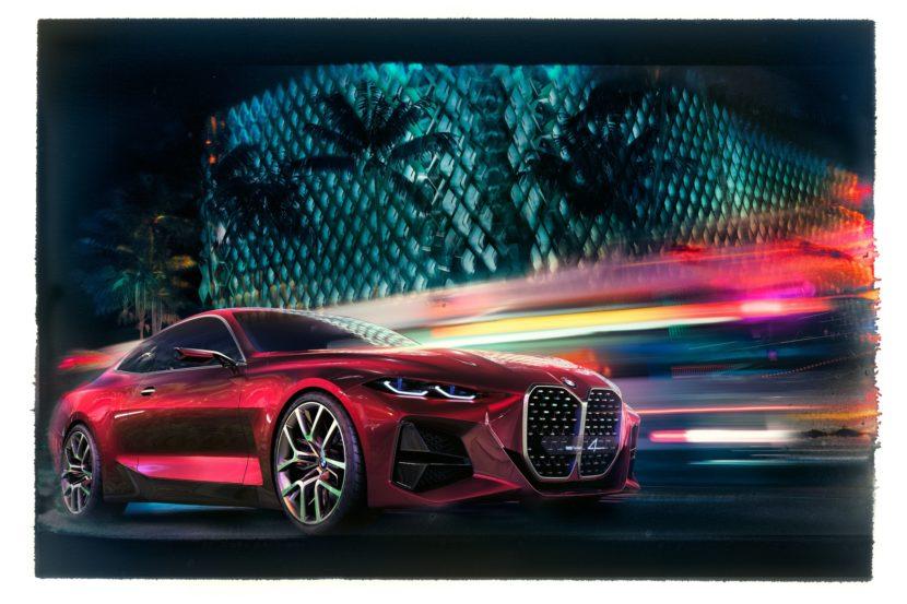 BMW Concept 4 Series images 3 830x553