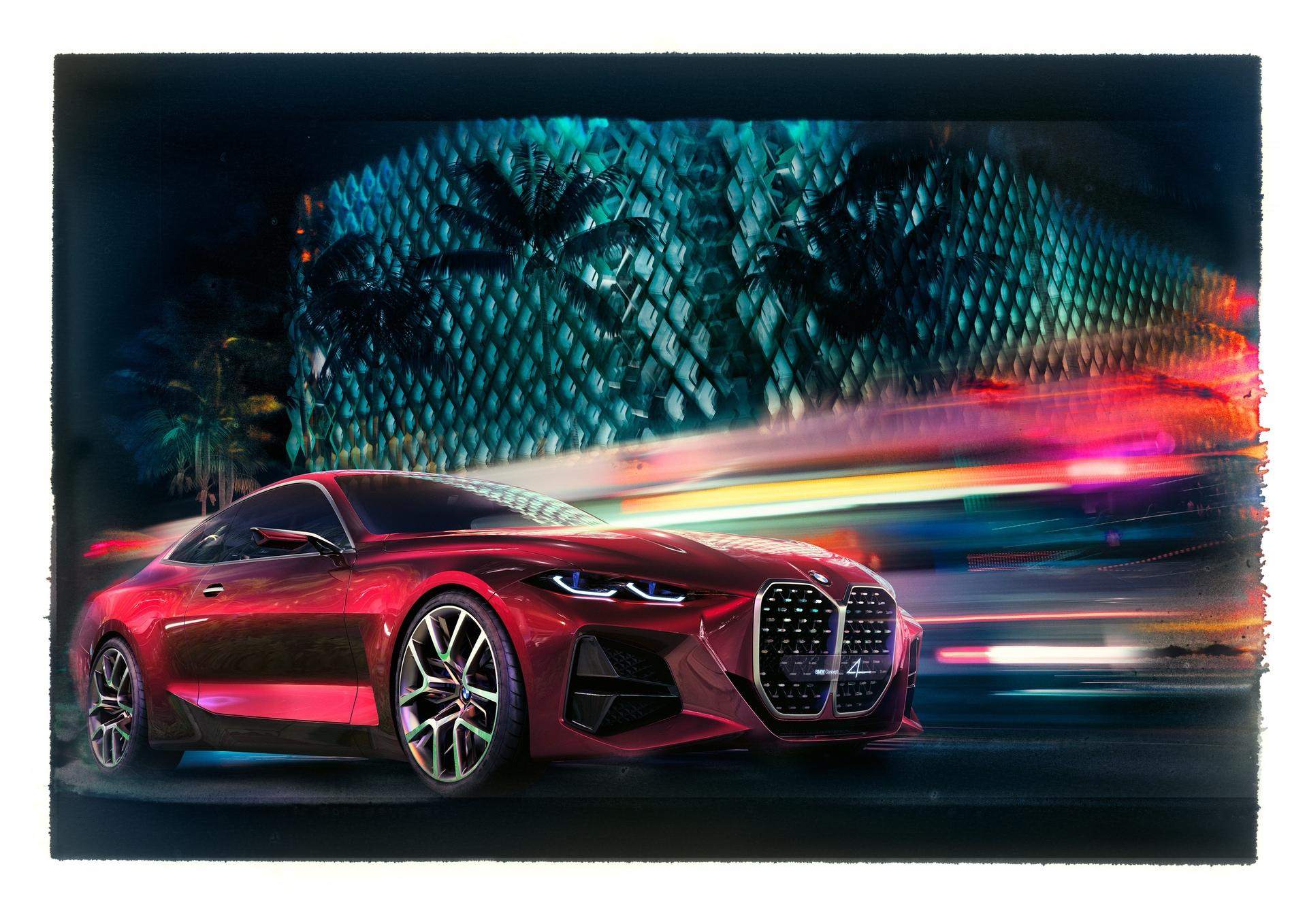 BMW Concept 4 Series images 3