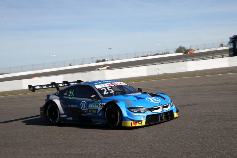 BMW DTM nuerburgring ger 15t 830x553