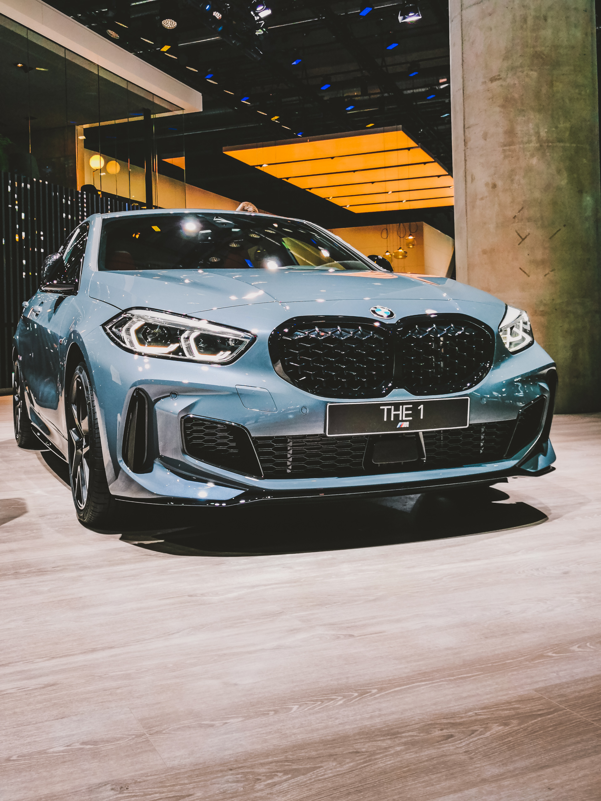BMW European Delivery >> 2019 IAA: BMW M135i xDrive shines in Storm Bay