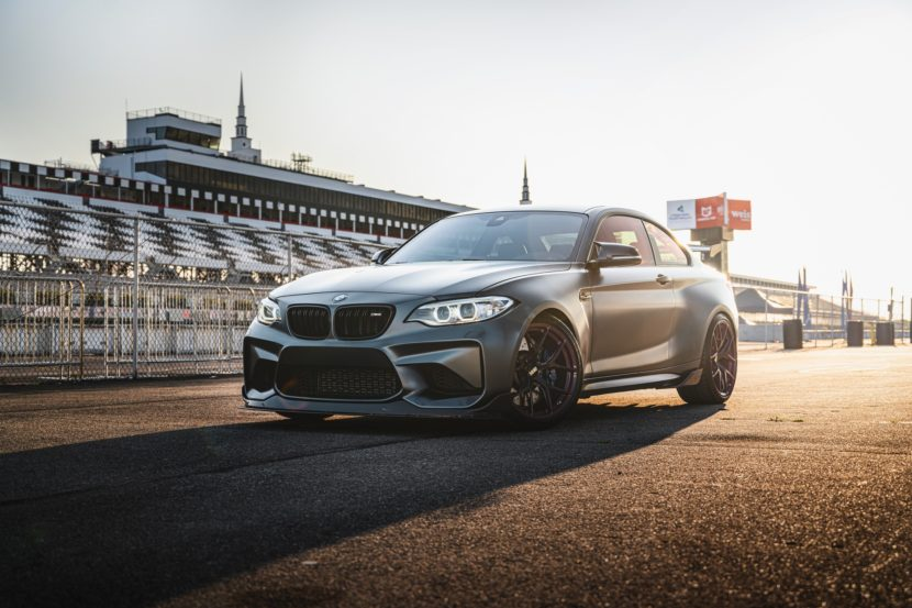 BMW M2 photoshoot 6 830x553