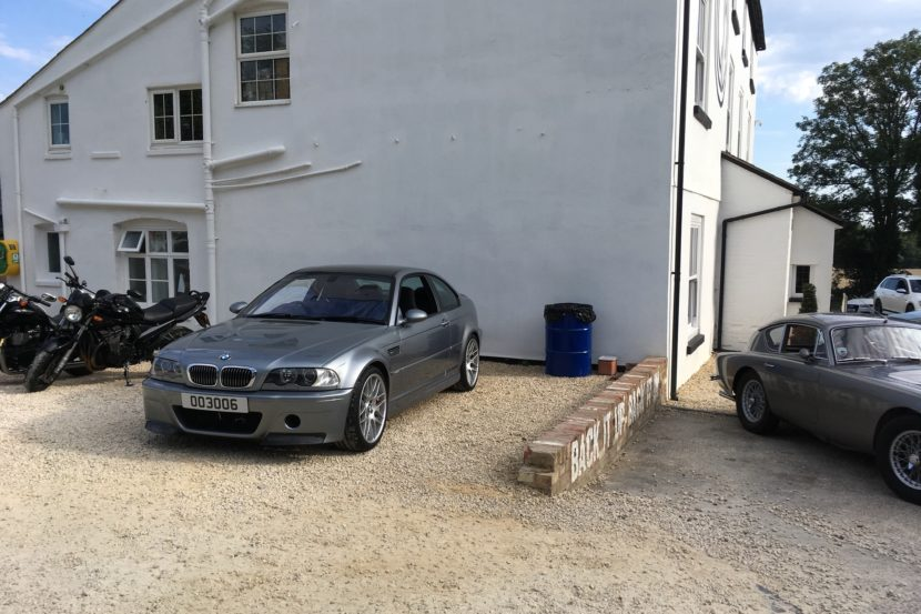 BMW M3 CSL From SMG to Manual 1 830x553