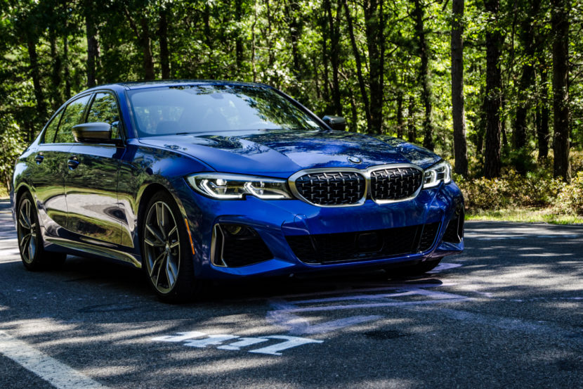 BMW M340i Test Drive 1 of 30 830x553