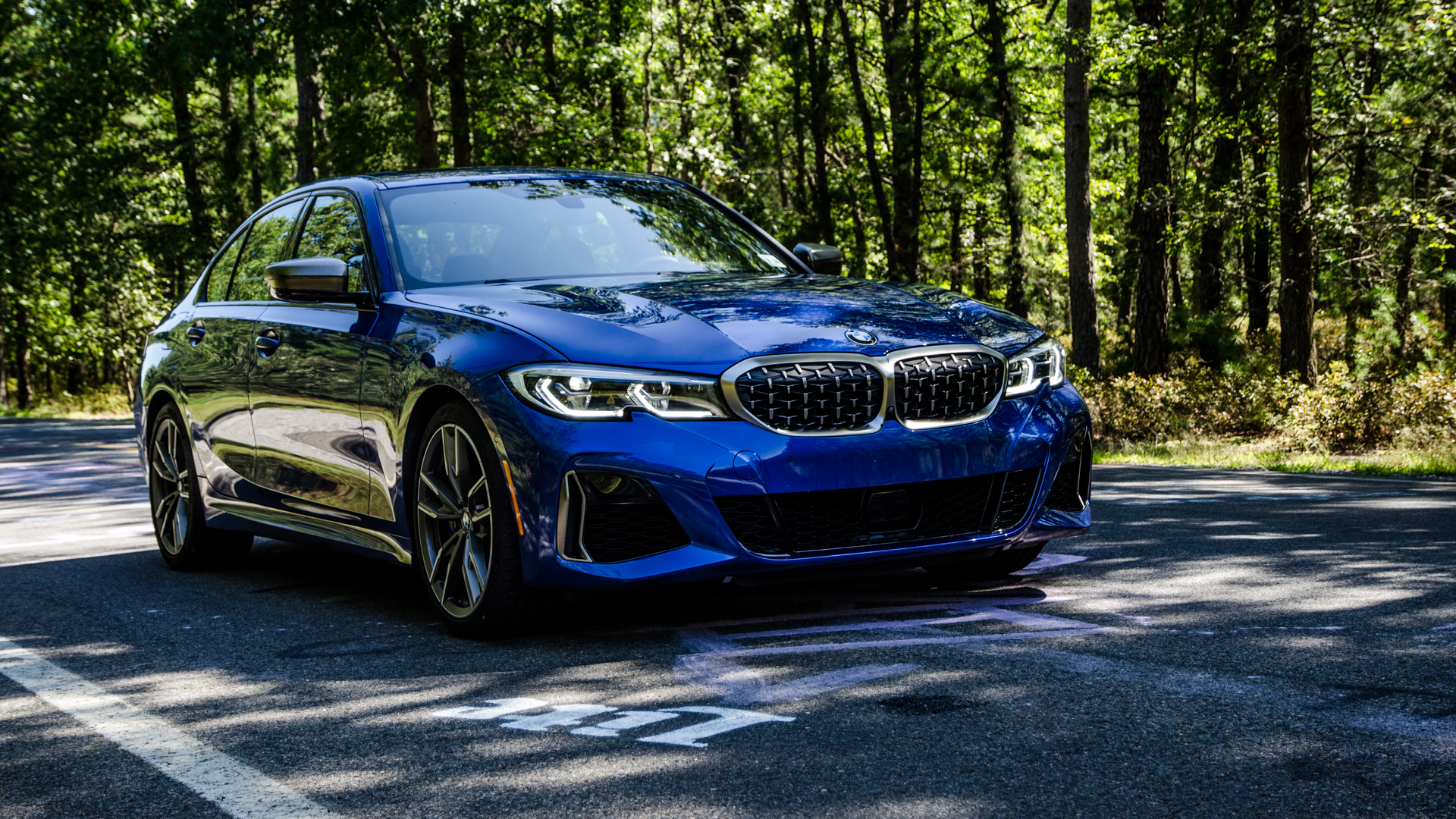 Review 2020 Bmw M340i Not A Budget M3 But Still A Great Car
