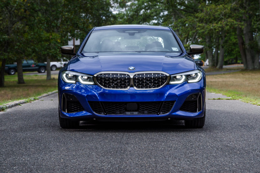 BMW M340i Test Drive 16 of 30 830x553