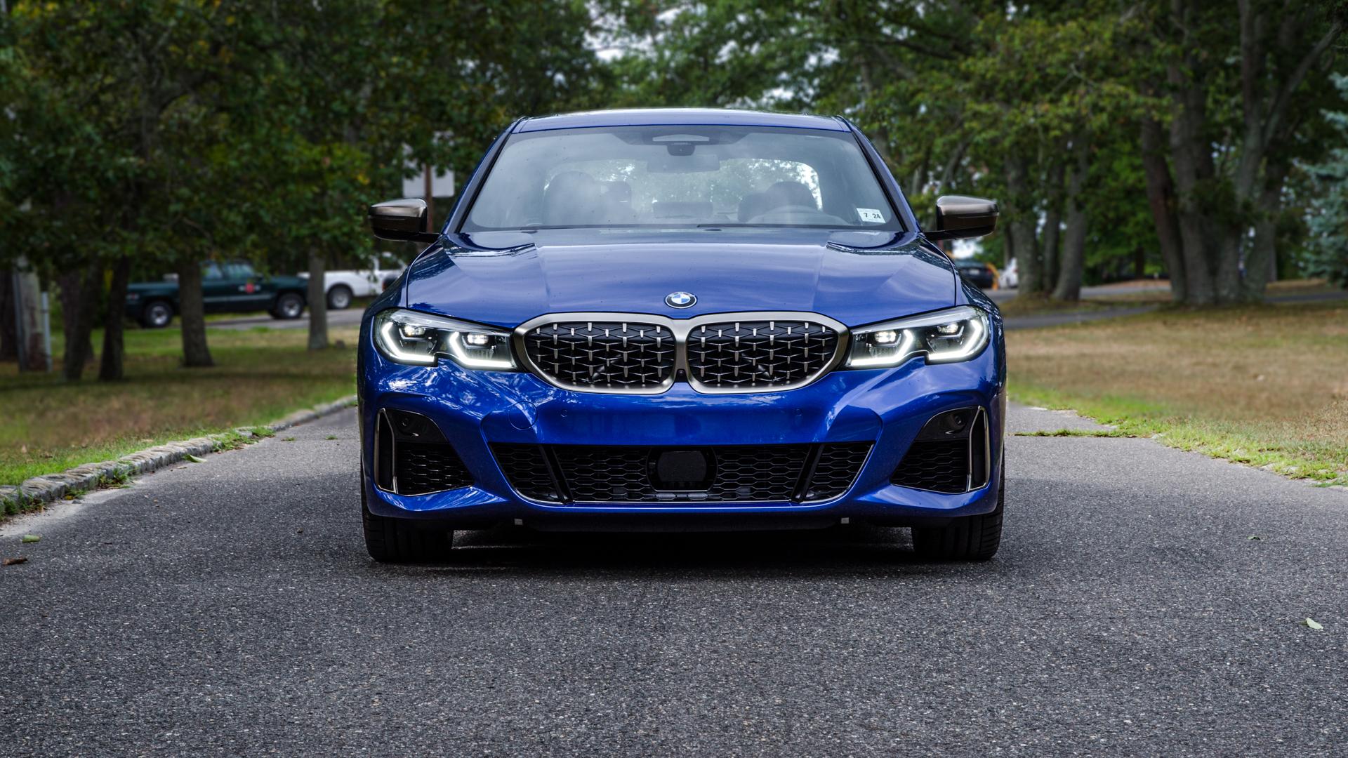 BMW M340i Test Drive 16 of 30