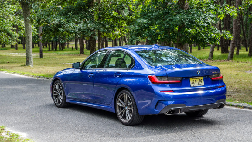 BMW M340i Test Drive 22 of 30 830x467