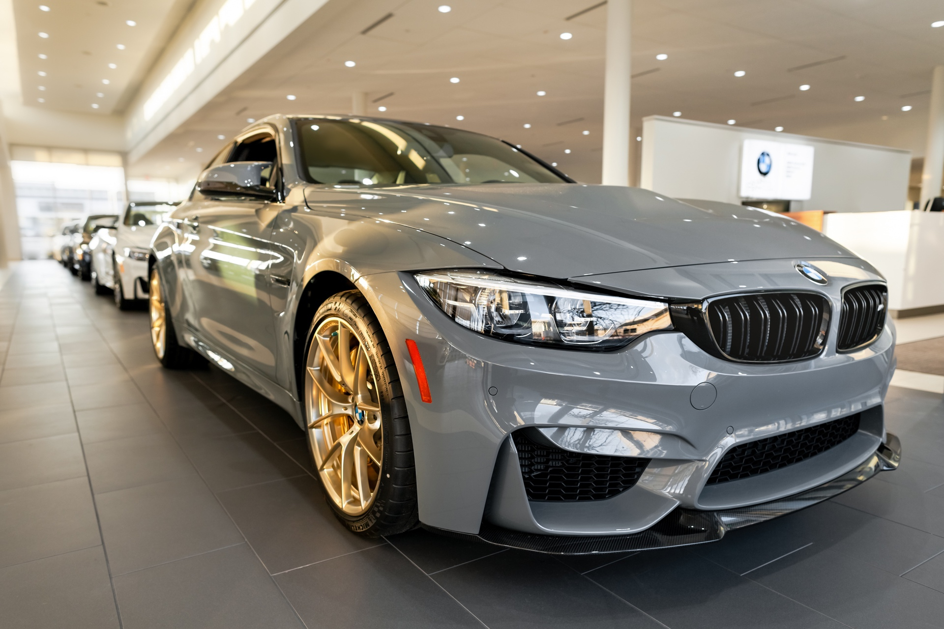 2019 Bmw M4 Cs Models Are Still Available To Purchase