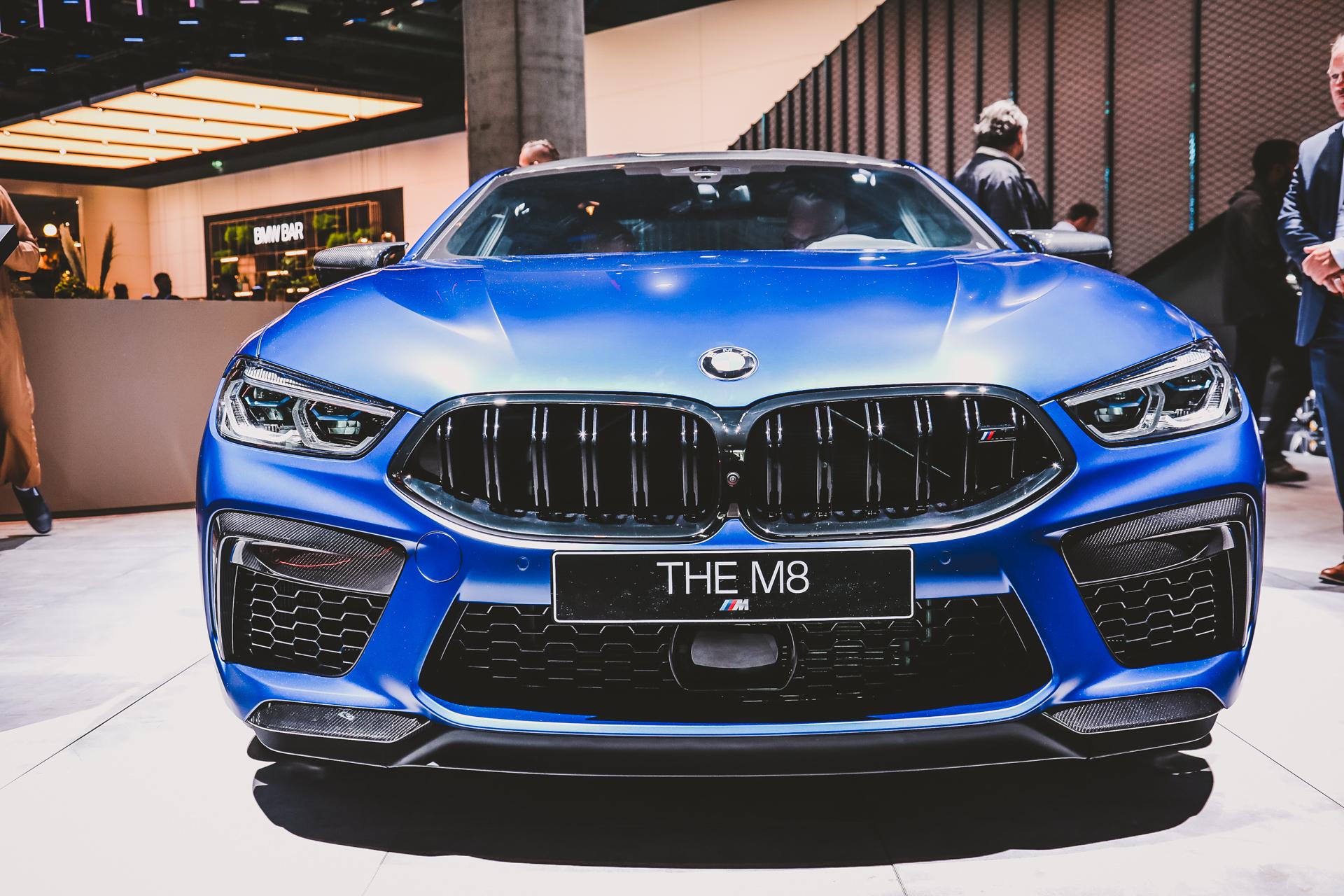 BMW M8 Frozen Marina Bay Blue 7