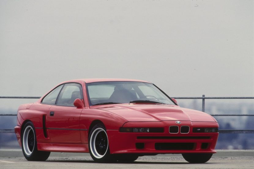 BMW M8 prototype 2 830x553