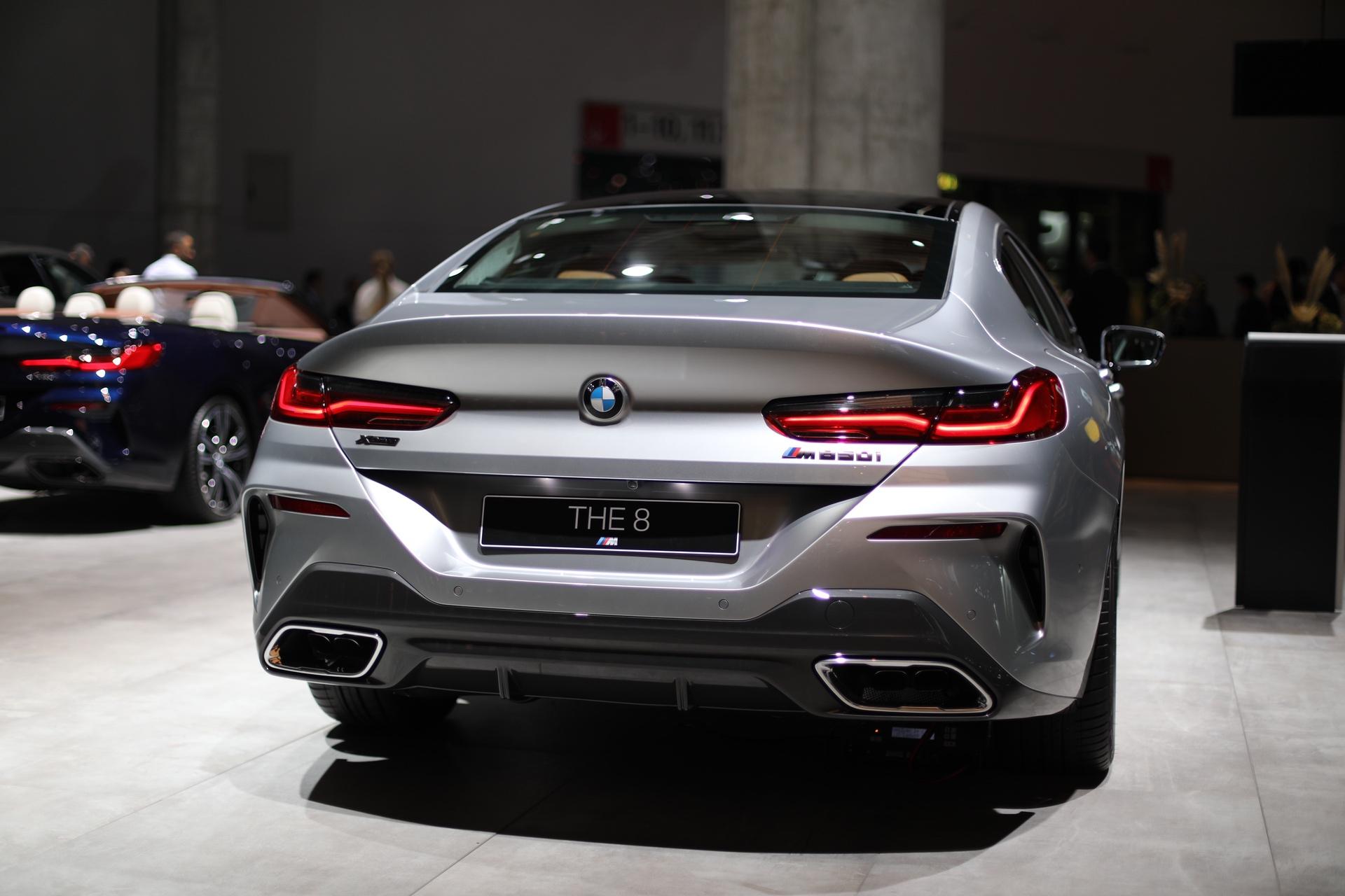 BMW M850i Gran Coupe pure metal 0
