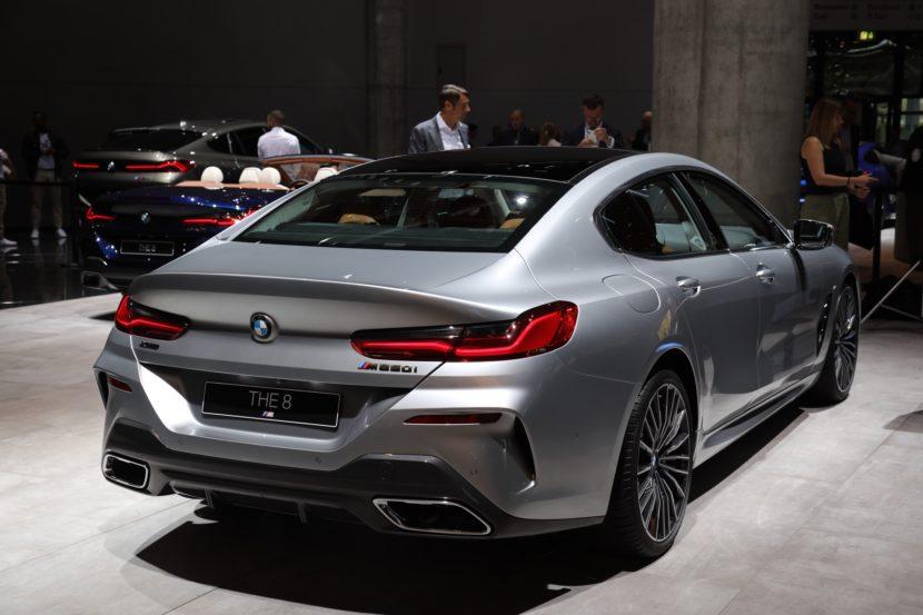BMW M850i Gran Coupe pure metal 3 830x553