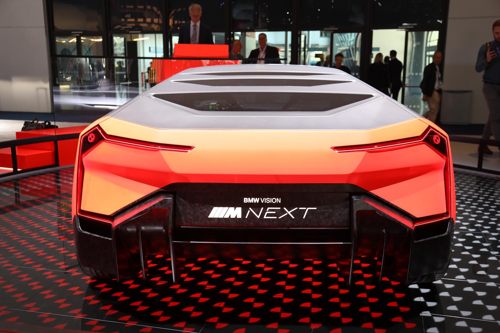 BMW Vision M Next Frankfurt 11