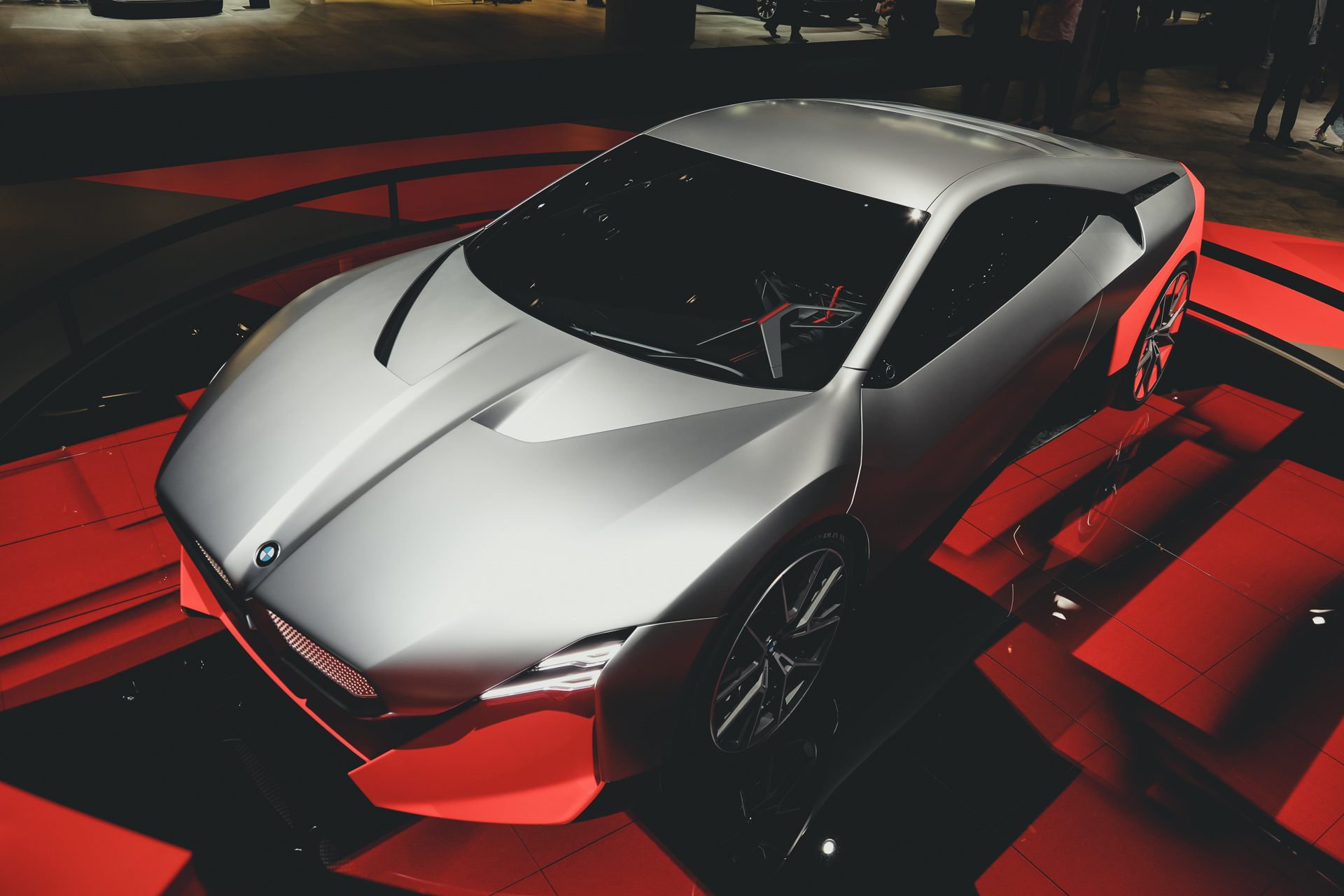 2019 IAA: BMW Vision M Next is one of the stars at the show