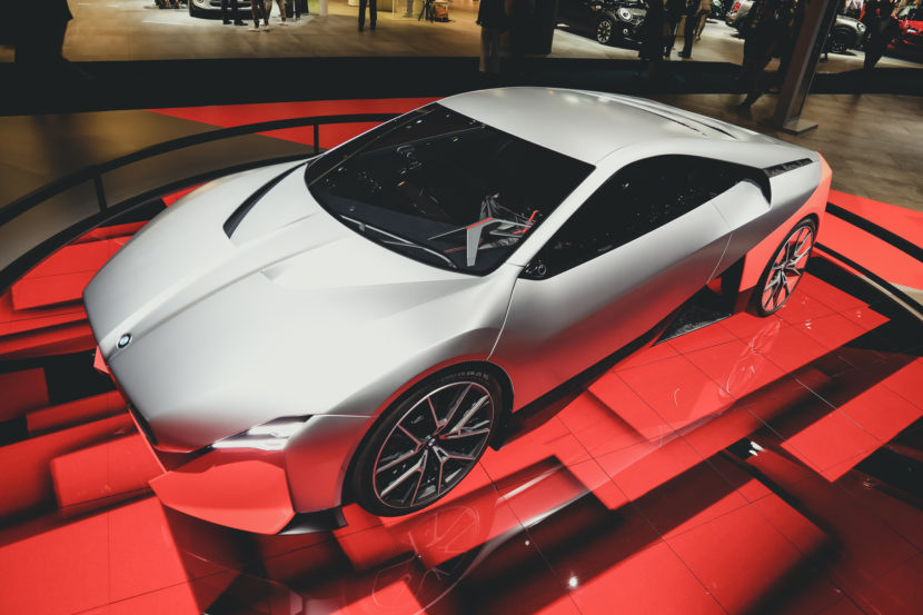 BMW Vision M Next Frankfurt 9 830x553