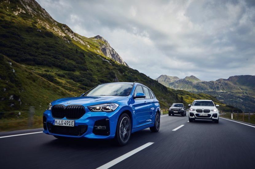 BMW X1 xDrive25e 2 830x553