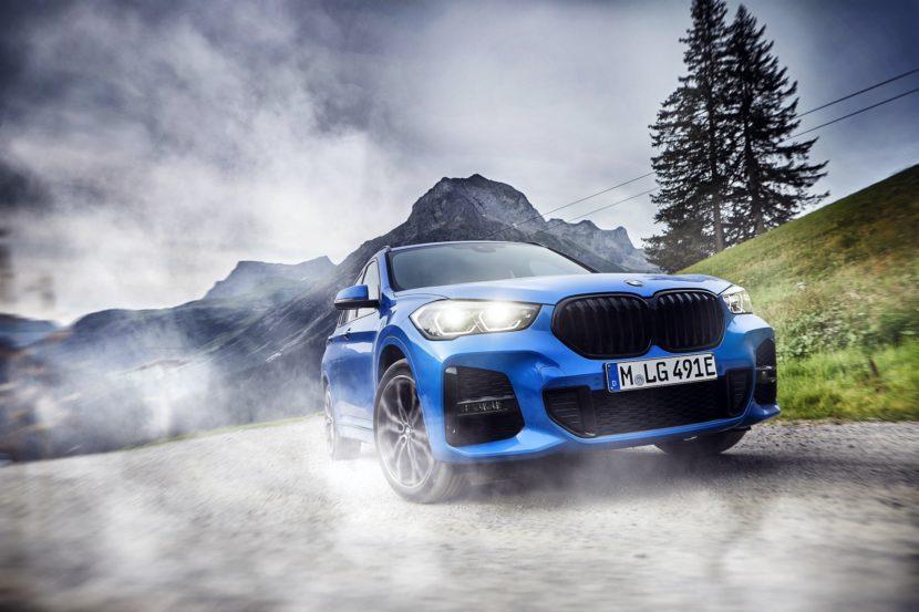 BMW X1 xDrive25e 3 830x553