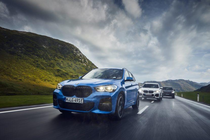 BMW X1 xDrive25e 5 830x553