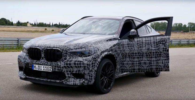 BMW X6 M 830x424