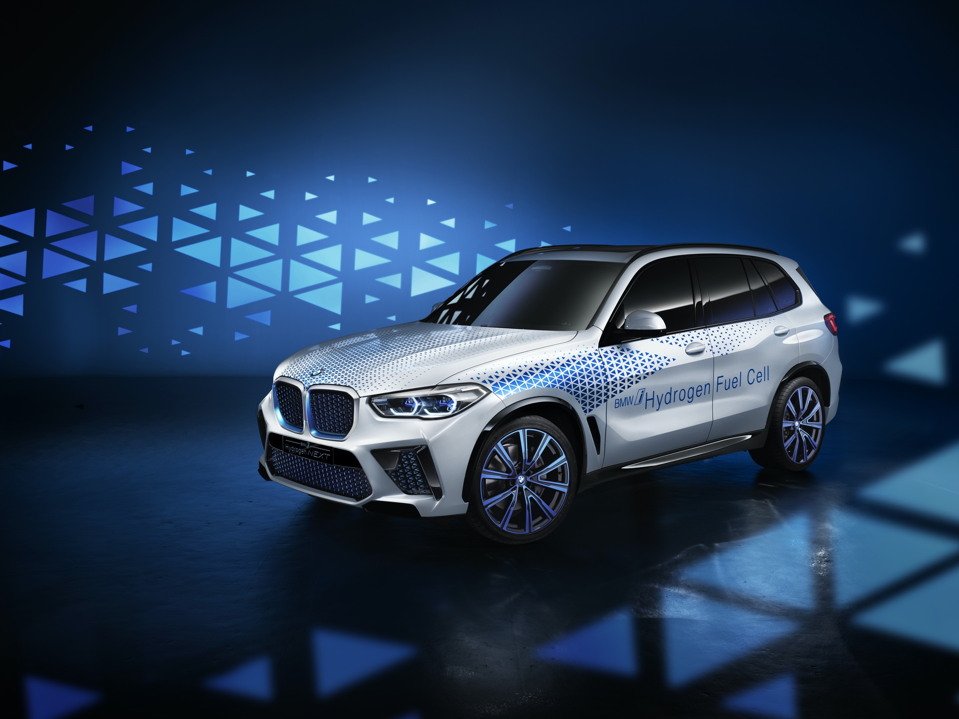 BMW i Hydrogen Next fuel cell 4
