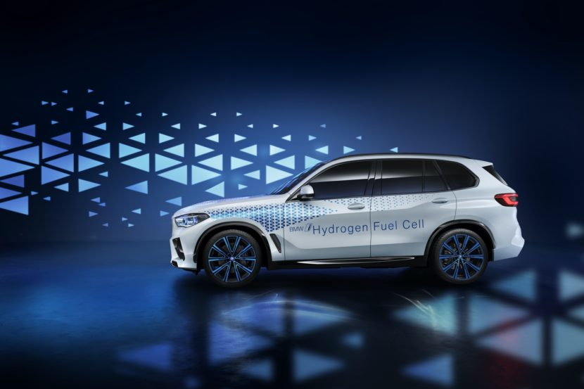 BMW i Hydrogen Next fuel cell 6 830x553