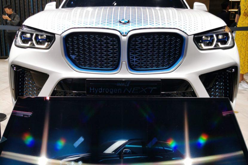 BMW i Hydrogen Next iaa 0 830x553
