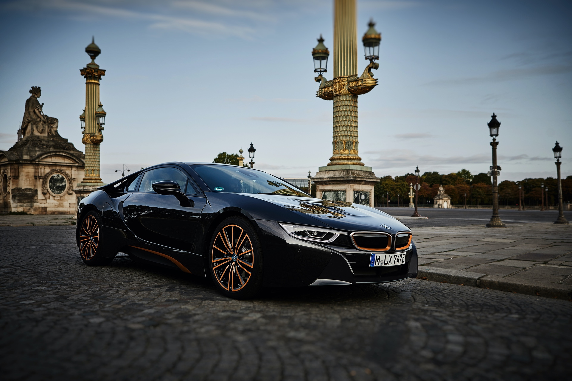 BMW i8 Ultimate Sophisto Edition 0