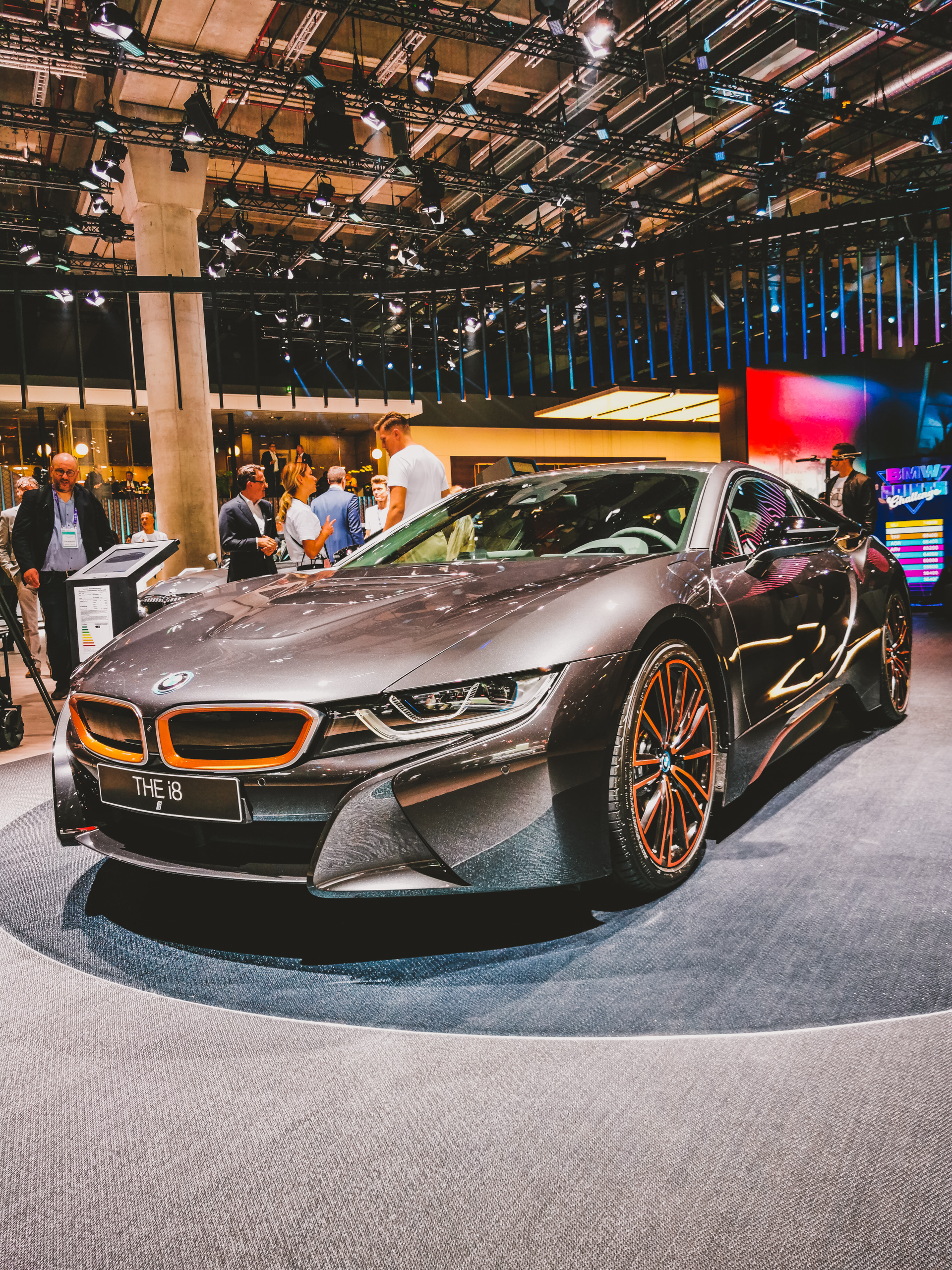 Bmw I8 Ultimate Sophisto Edition Extremely Limited And Cool