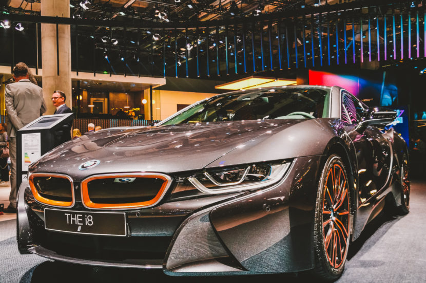 BMW i8 Ultimate Sophisto images 7 830x553