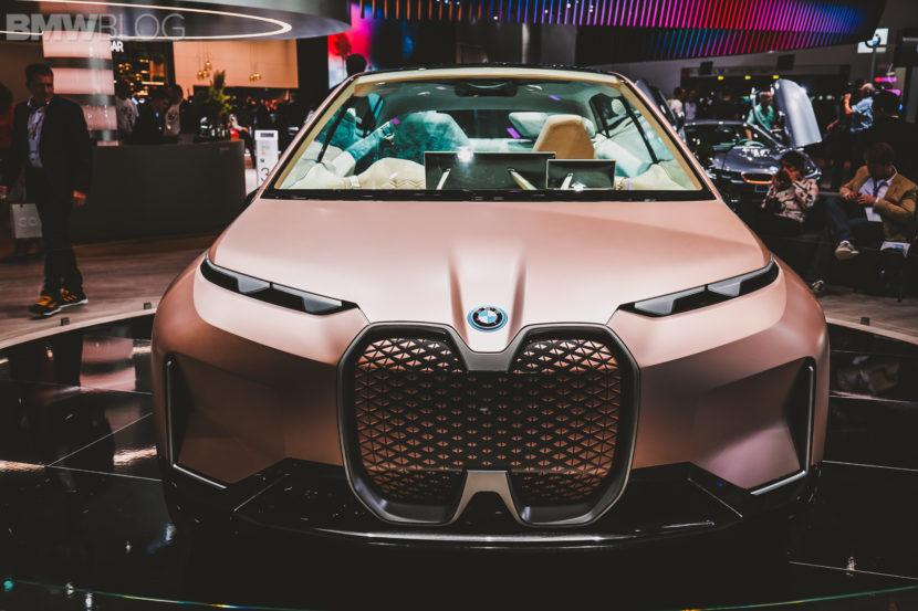 BMW iNext Frankfurt Auto Show 19 830x553