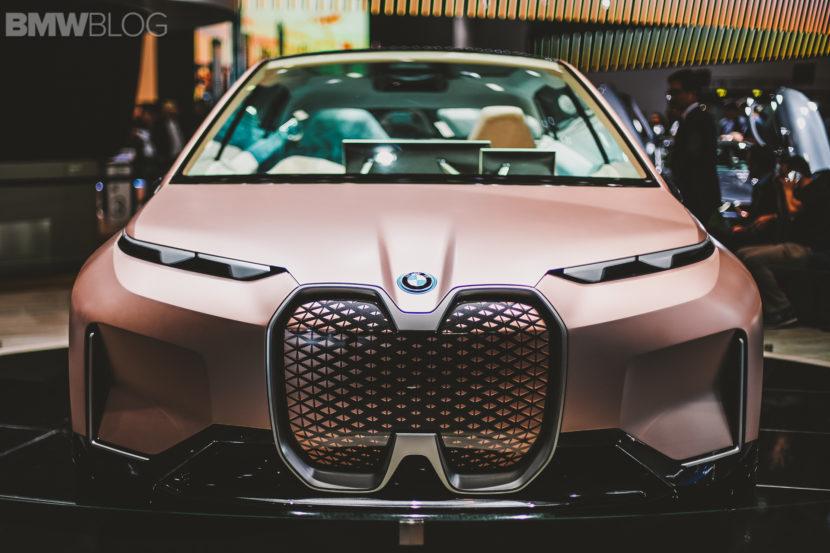 BMW iNext Frankfurt Auto Show 21 830x553