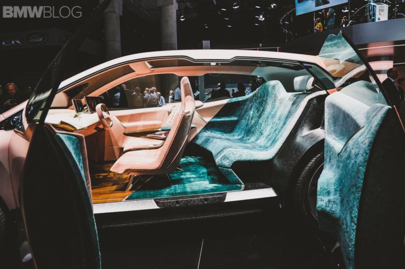 BMW iNext Frankfurt Auto Show 8 830x553