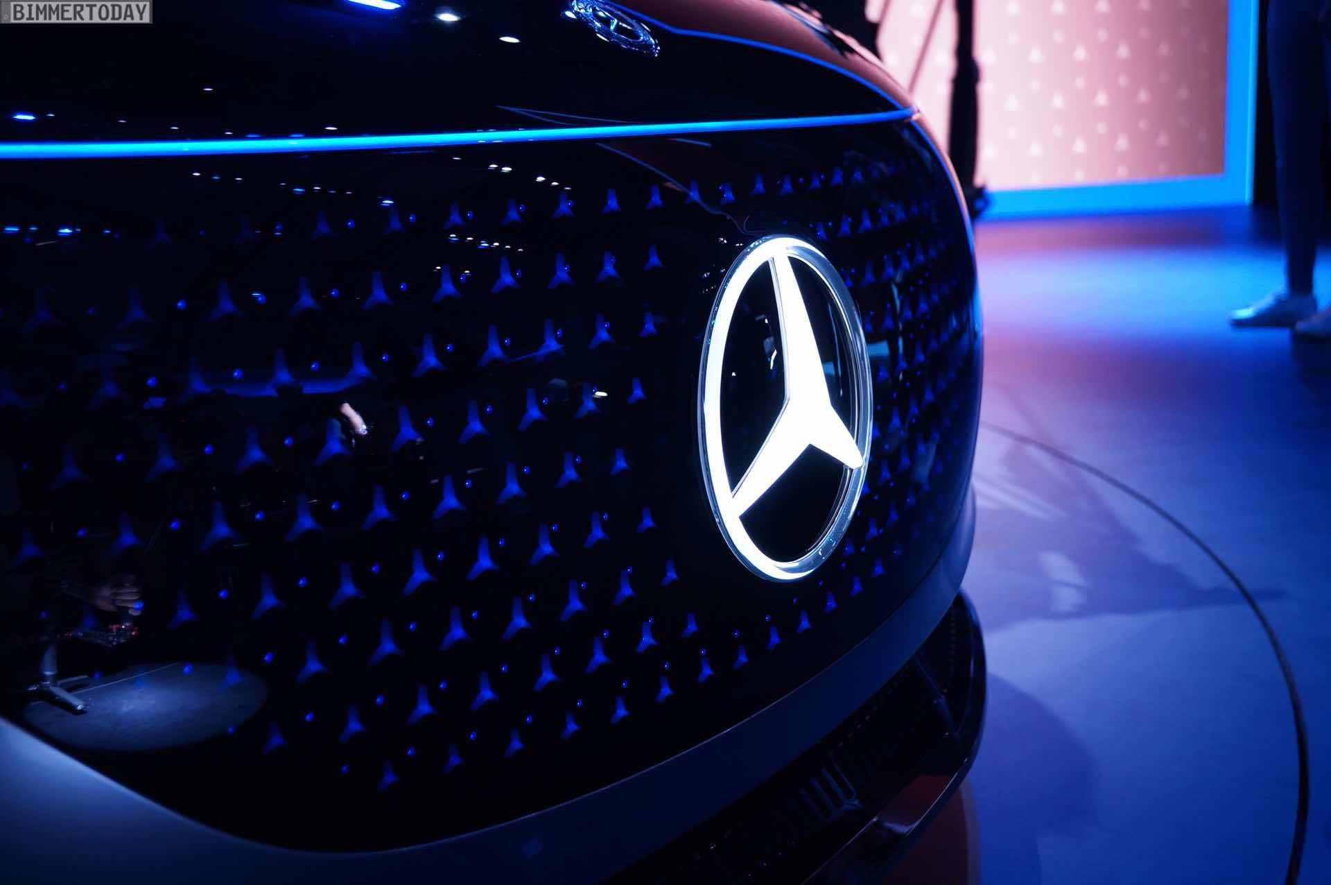 IAA 2019 Mercedes Benz VISION EQS LIVE 14