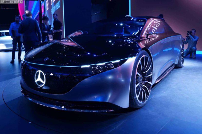 IAA 2019 Mercedes Benz VISION EQS LIVE 16 830x553