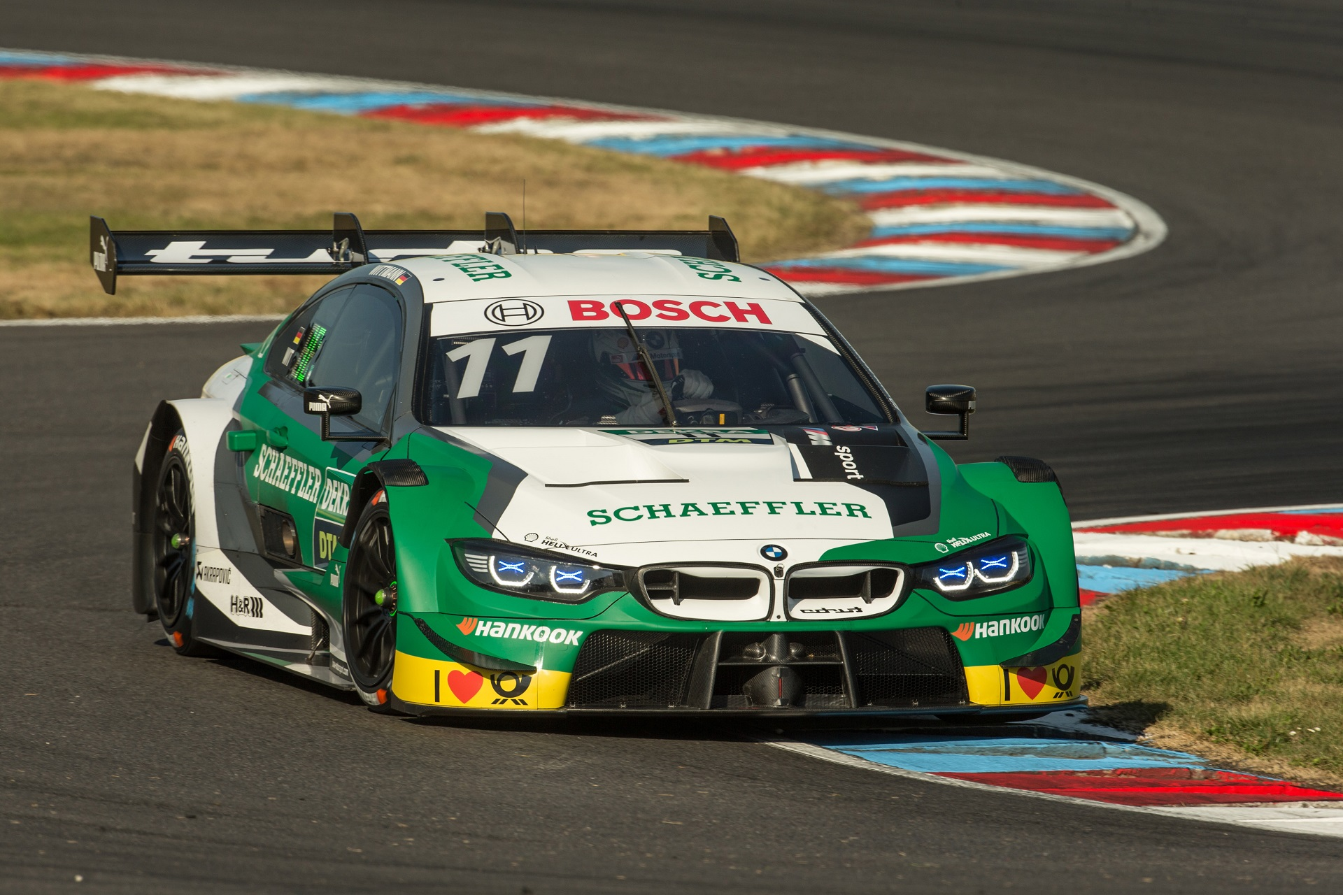 BMW M Heading to Nurburgring for Penultimate Stage of 2019 DTM