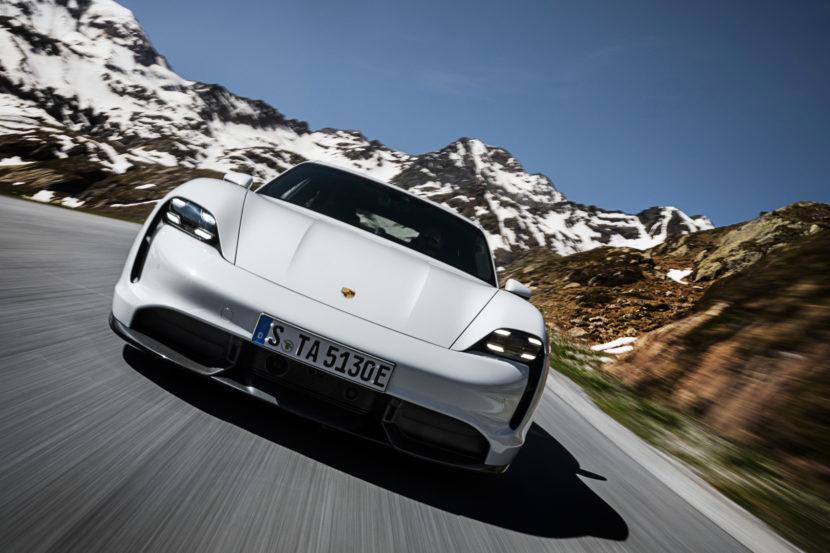 Porsche Taycan 6 of 11 830x553
