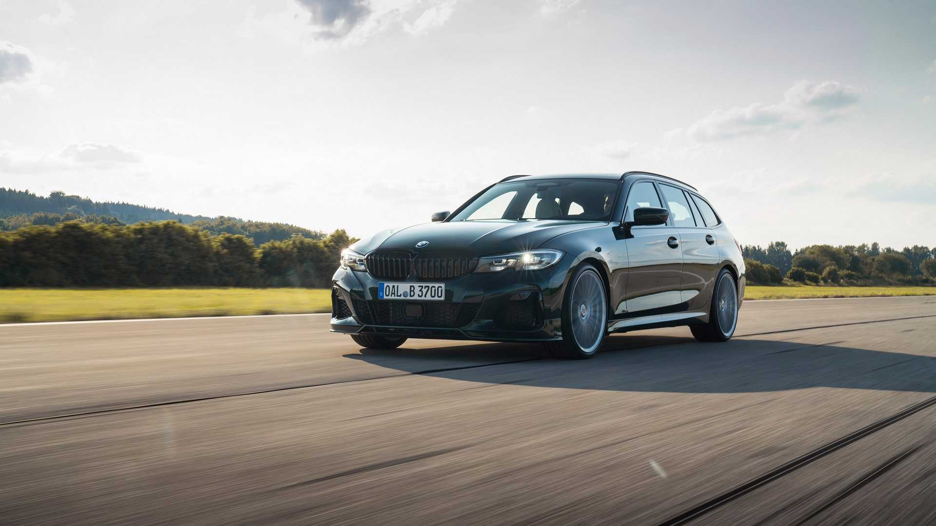 VIDEO: ALPINA B3 Touring is one of Carfection's stars of the 2019 IAA