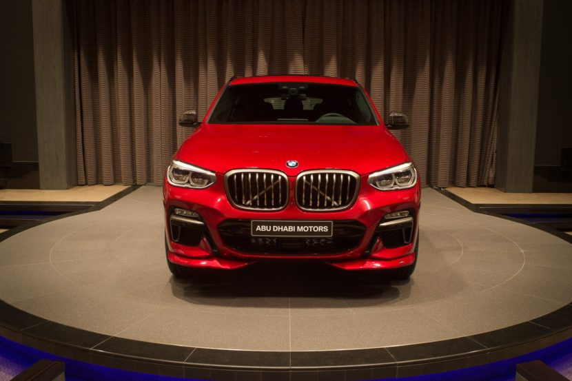 bmw x4 m40i flamenco red abu dhabi 1 830x553