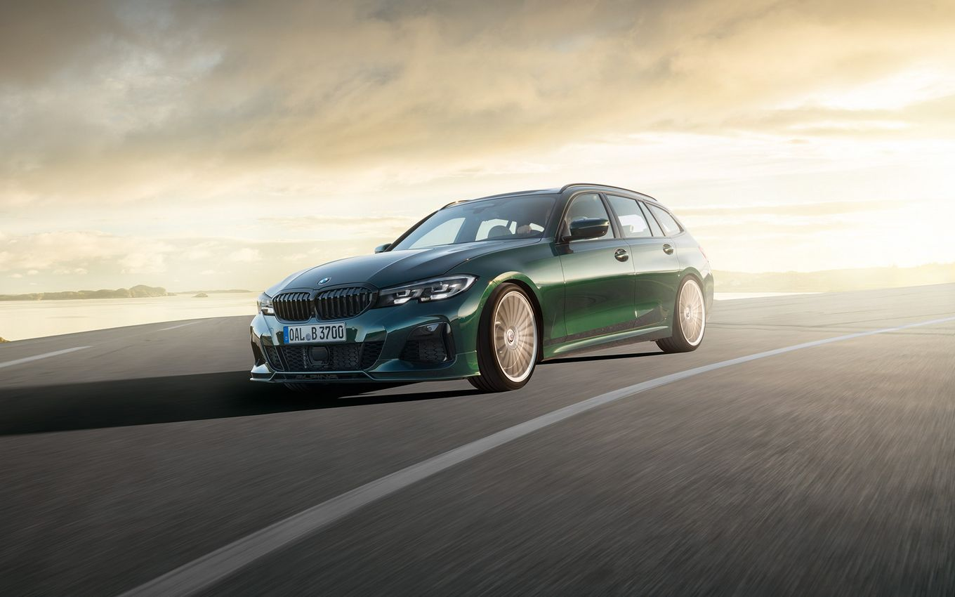 Video: Alpina B3 Touring Gets Exciting Promo – Perfect M3 Surrogate?