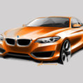 03 BMW 2 Series Coupe Design Sketch 01 120x120