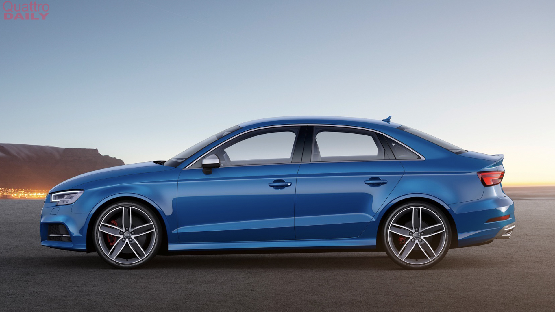 2 Series Gran Coupe vs Audi A3 3 of 8