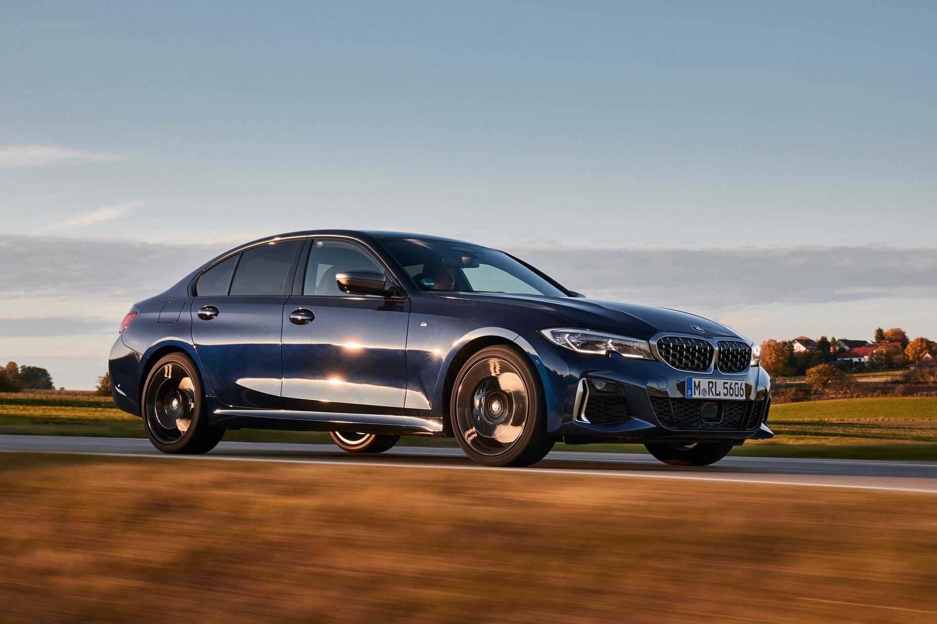 2019 BMW M340i xDrive review test drive 0