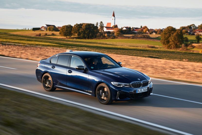 2019 BMW M340i xDrive review test drive 1 830x553