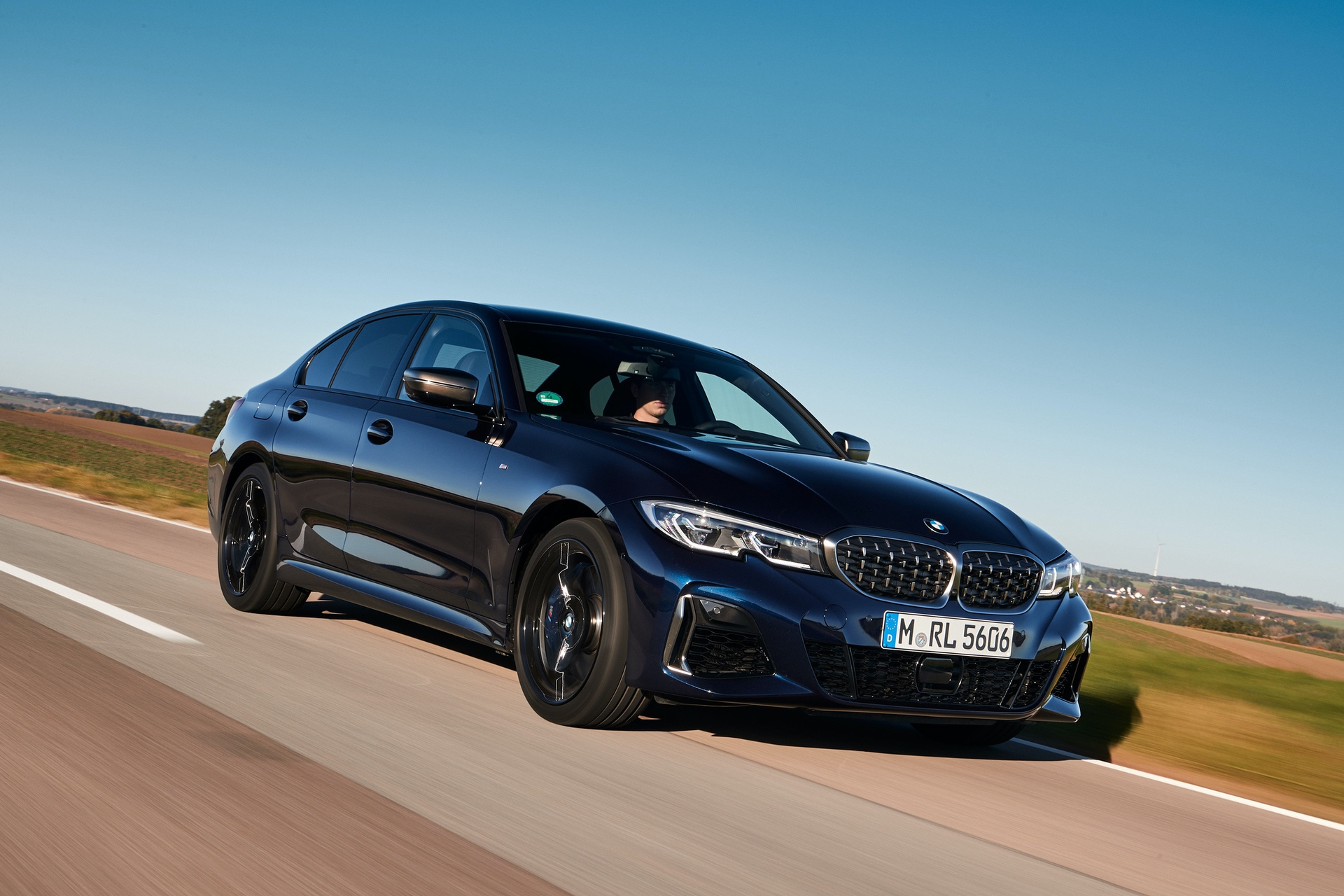2019 BMW M340i xDrive review test drive 14