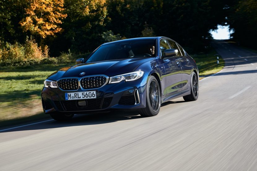 2019 BMW M340i xDrive review test drive 19 830x553