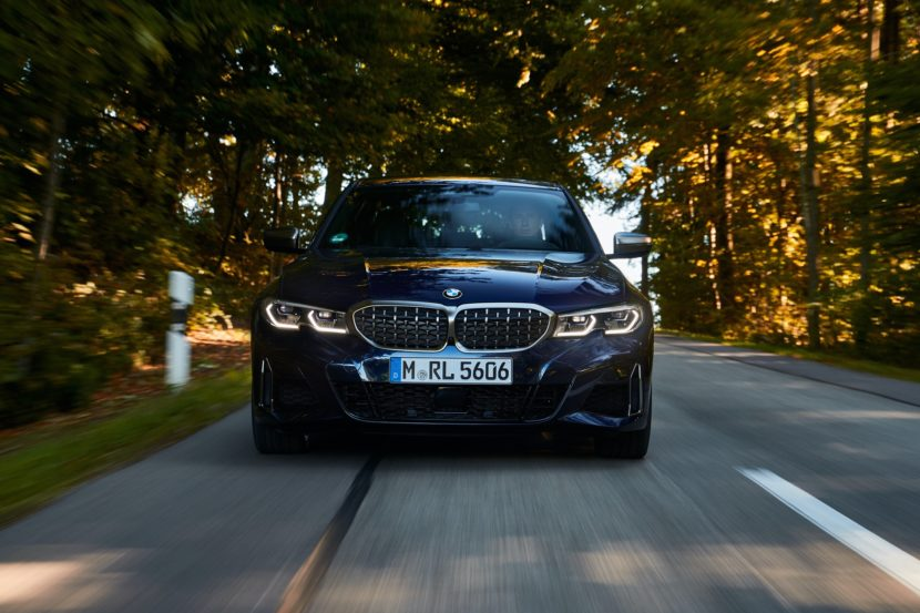 2019 BMW M340i xDrive review test drive 24 830x553