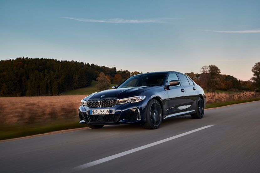2019 BMW M340i xDrive review test drive 25 830x553