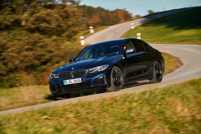 2019 BMW M340i xDrive review test drive 29 830x553
